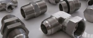 Hydraulic Tube Adapters & Pipe Fittings