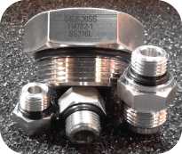 ORB Adapters - Stainless Steel