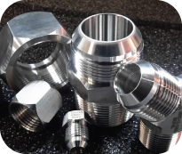Tube Adapters - Stainless Steel